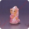 1993 Cat - in princess costume - Merry Miniature
