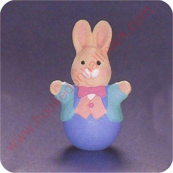 1995 Stylish Rabbit - Merry Miniature