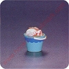 1994 Pail of Seashells - Merry Miniature