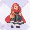 2000 Madame Alexander Little Red Riding Hood - Merry Miniature