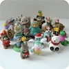 GRAB BAG of SIX Merry Miniatures - figurines