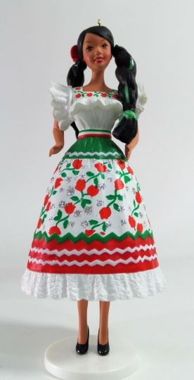 1998 Dolls of the World #3 - Mexican