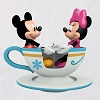 2019 Disney, Mickey and Minnie Teacup for Two