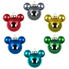 2020 Disney Mickey Mouse Glass Ornaments Set of 6 - Ships OCT 3