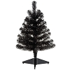 2020 Miniature BLACK Christmas Tree, 18