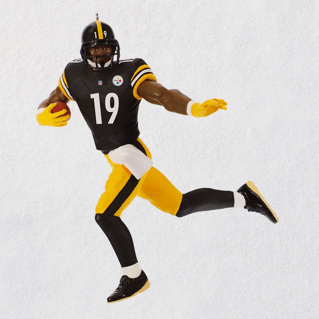 Christmas In Pittsburgh 2019.2019 Football Legends Juju Smith Pittsburgh Steelers