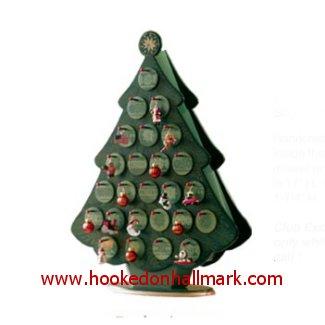 HALLMARK 2005 Christmas Countdown Ornament New in Box