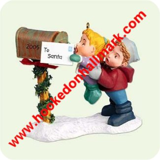 2005 Little Helpers, Mailing Letter