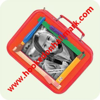 2005 Packed with Love - Photoholder Lunchbox  SDB