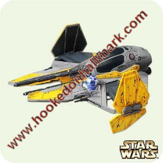2005 Anakin Skywalkers Jedi Starfighter - MAGIC Sound - SDB