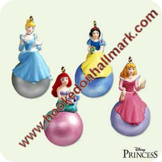 2005 Royal Princesses - Miniature