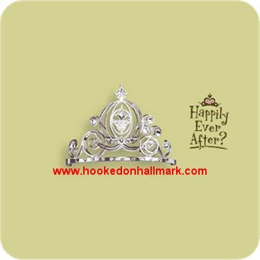 Hallmark 2006 Disney Always a Princess Tiara SOLD OUT