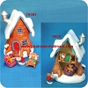 2006 MOUSE HOUSE set of 4 - RARE - by Ed Seale Designs