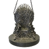 2019 Game of Thrones, Iron Throne - by Kurt Adler