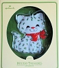 1980 Christmas Kitten Test - RARE - MINT IN BOX