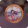 1983 Holiday Wildlife #2 - Black Capped Chickadee - DB