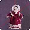 1983 Diana - Porcelain Doll Ornament