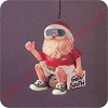 1983 Hitchhiking Santa