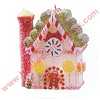 1984 Sugarplum Cottage,- Lighted