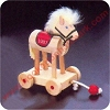 1987 Wood Childhood #4 - Wooden Horse