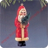 1987 Folk Art Santa - Damaged Box