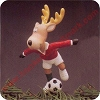 1990 Reindeer Champs #5 - Comet Playing Soccer