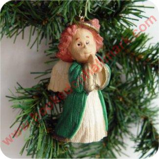 1990 Country Angel - Rare RECALLED ornament