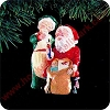 1991 Mr and Mrs Claus #6 - DB