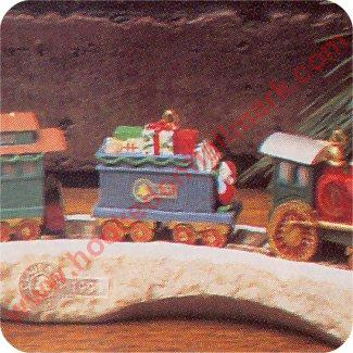 1991 Claus and Co RR, Gift Car