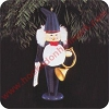 1992 North Pole Nutcrackers -  Ludwig The Musician
