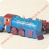1992 Christmas Sky Line Locomotive - DB