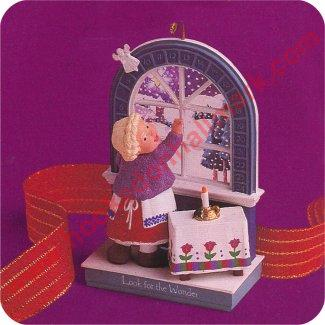 1993 Look for the Wonder - Advent Calender Ornament