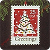 1995 US Christmas Stamps #3