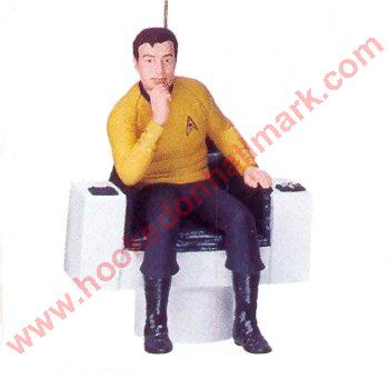 1995 Captain James T Kirk, Star Trek