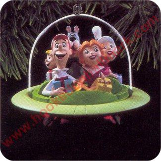 1996 Jetsons - Lighted