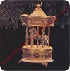 1996 Tobin Fraley Holiday Carousel #3 - LIght & Music!