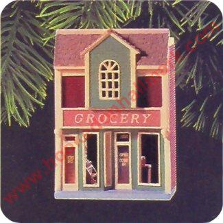 1998 Nostalgic House #15 - Grocery Store