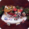 1998 Christmas Eve Preparations, Club Convention Exclusive - with 6 mini ornaments