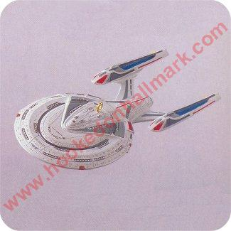 1998 USS Enterprise, Star Trek - First Contact