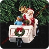 1999 Here Comes Santa #21 - Santa's Golf Cart