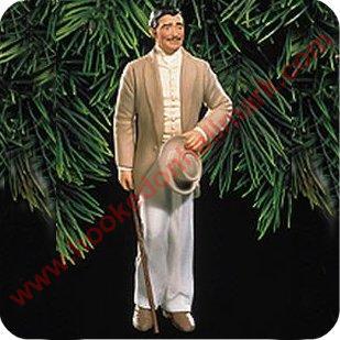 1999 Rhett Butler Hallmark Ornament