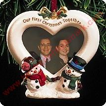 1999 Our First Christmas Together