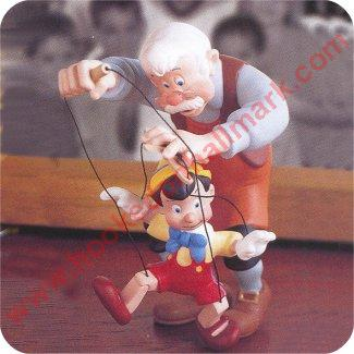 1999 Pinocchio and Geppetto