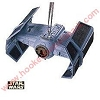 1999 Darth Vaders Tie Fighter, Star Wars