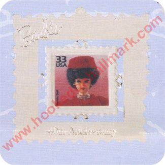 1999 Century Stamp, Barbie