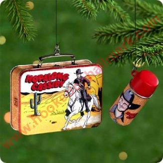 2000 Hopalong Cassidy Lunchbox