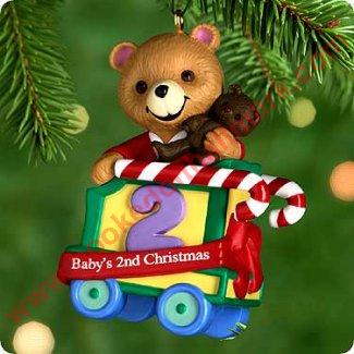 2000 Babys Second Christmas