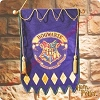 2000 Harry Potter - Hogwarts Crest Banner