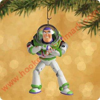2002 Buzz Lightyear - Magic 3 Phrases