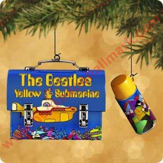 2002 Beatles Yellow Submarine